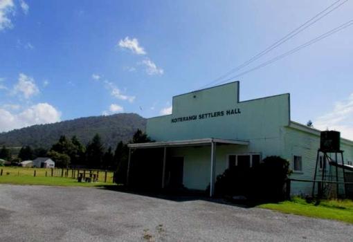 Koeterangi Settlers Hall