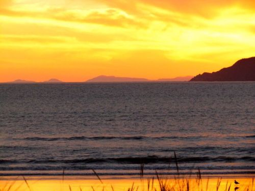 Sunset South Island