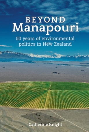 Beyond Manapouri cover