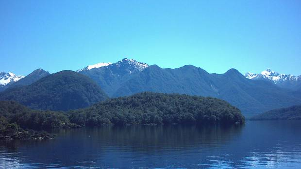 Lake Manapouri NZ Herald