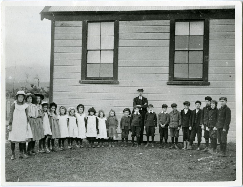 Awahou South School 1909