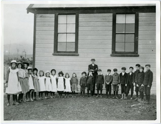 Awahou South School 1909